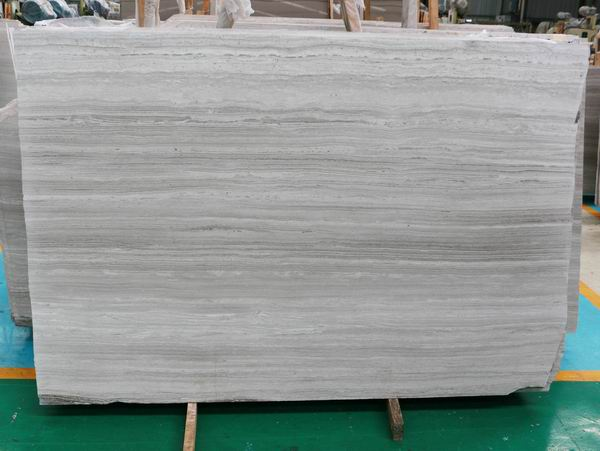 White Wood marble (Chenille White)