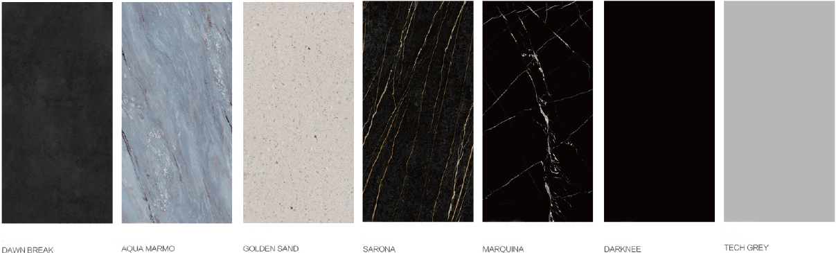 sintered stone colors