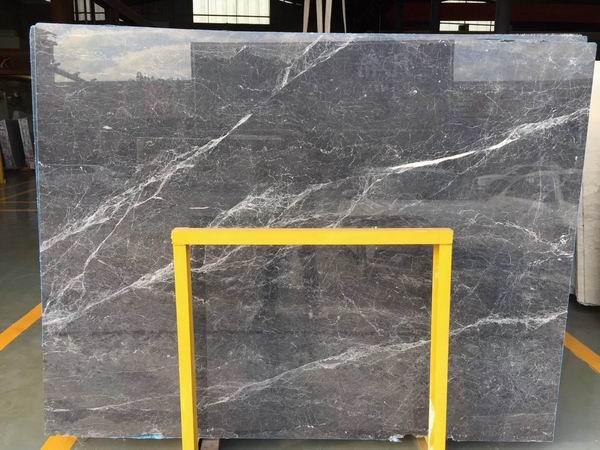 Hermes Grey  marble _dark