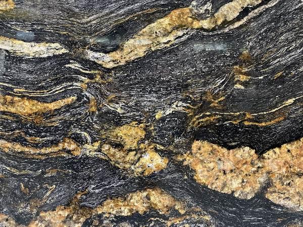 Black Fusion quartzite