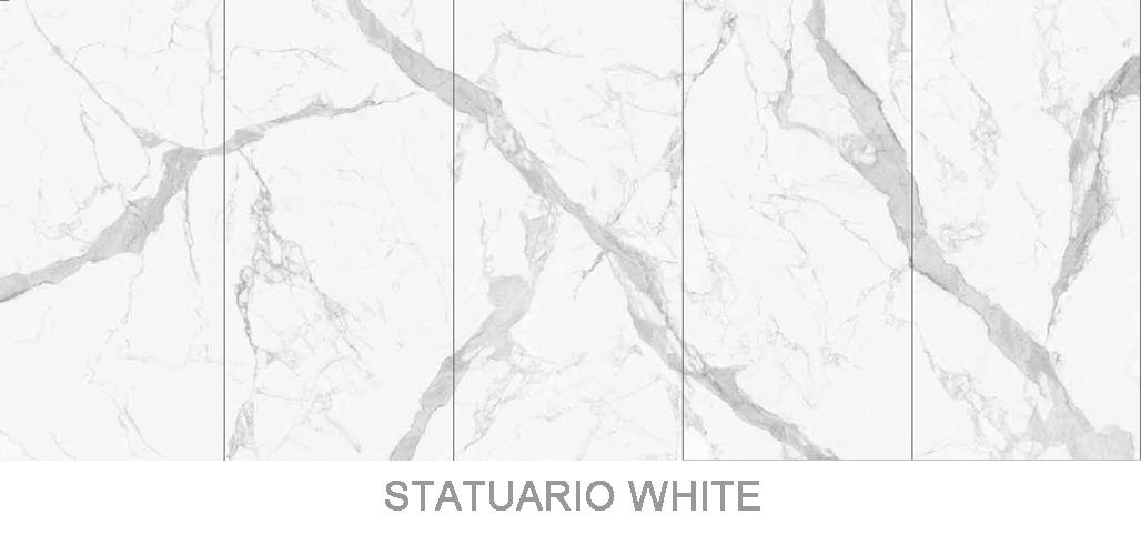 Sintered stone _ Statuario White _3200x1600mm