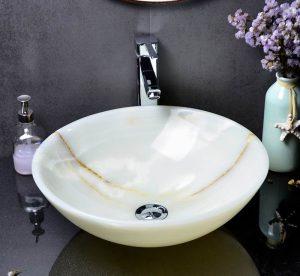Onyx Sink by Snow White onyx