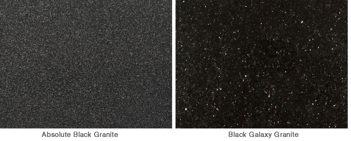 absolute black granite countertops